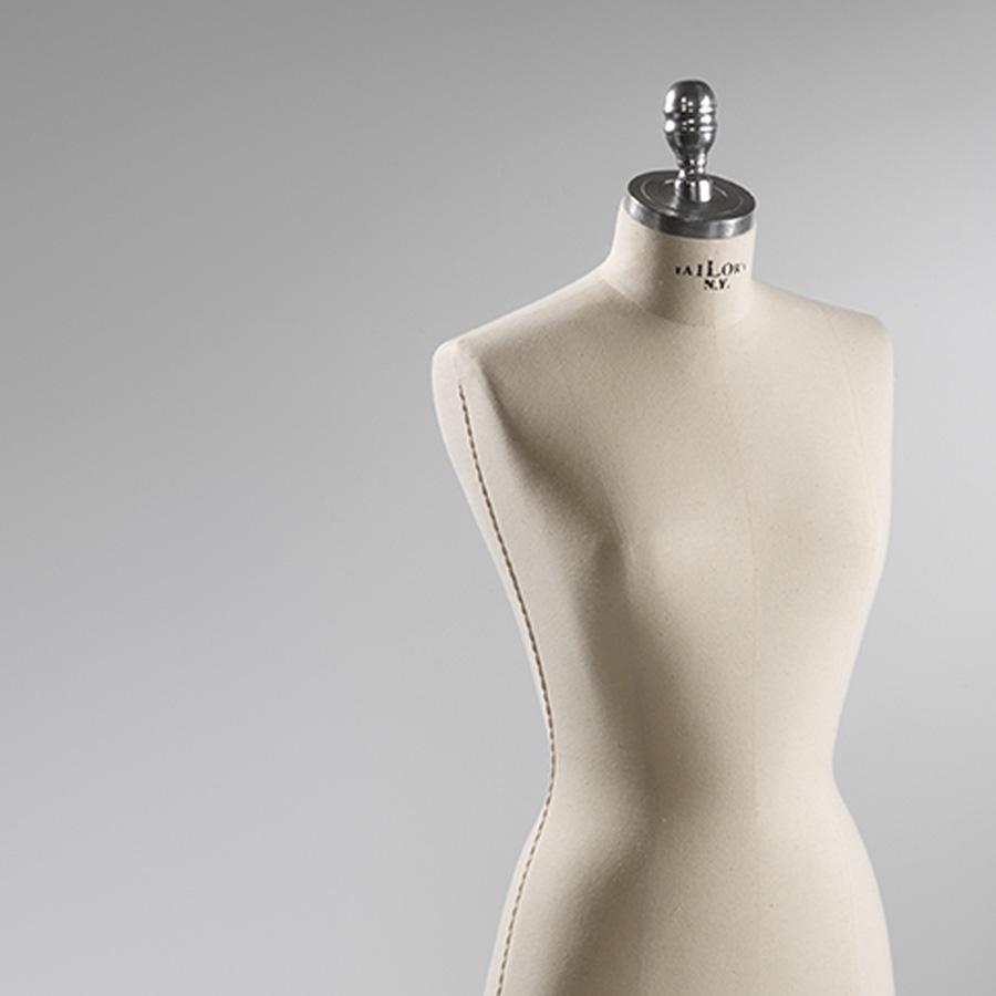 Busti vetrina sartoriali donna - Tailor's N.Y.