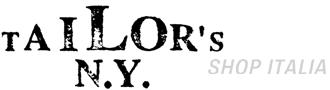Tailor's N.Y. shop